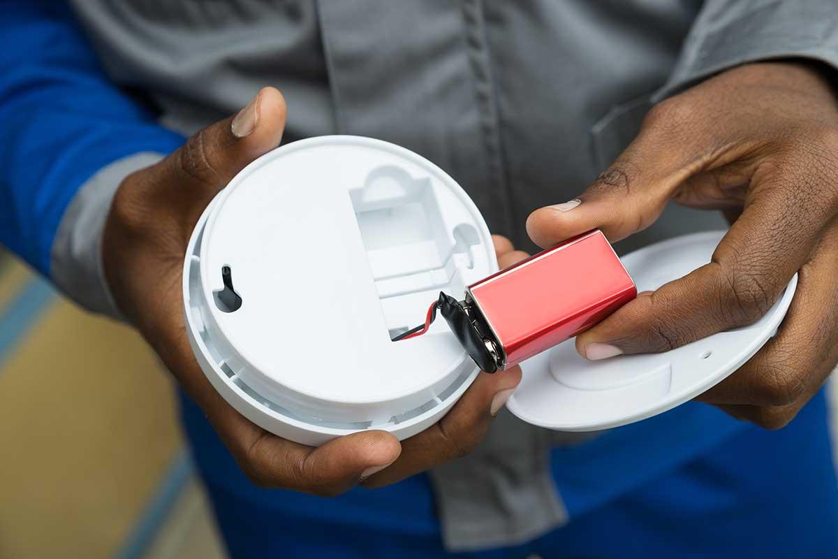 Home Smoke Detector