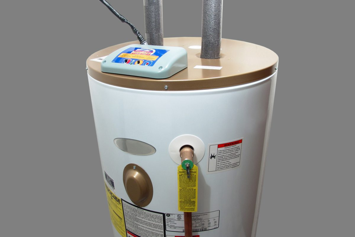TPR valves are vital safety devices for every water heater