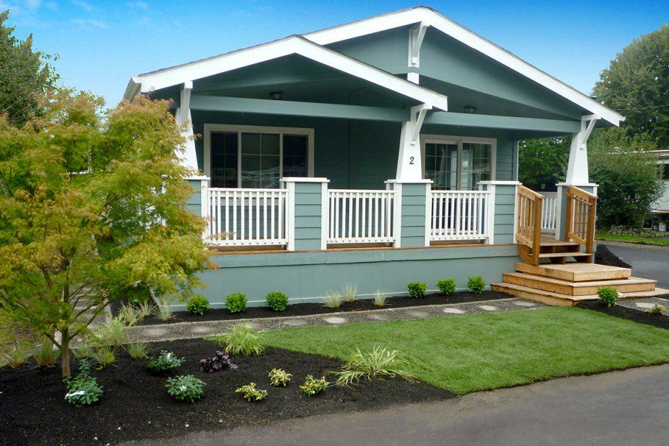 Manufactured homes versus modular homes