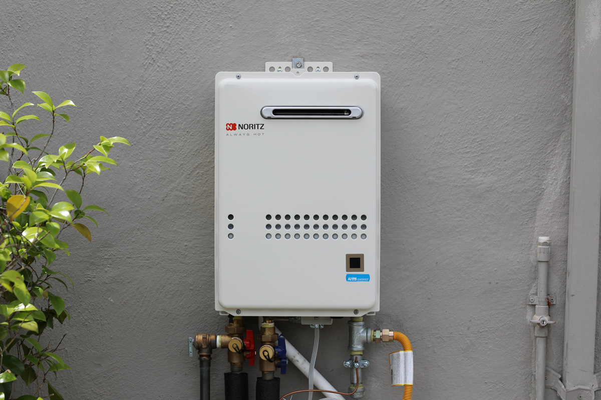 Tankless water heaters will save homeowners a substantial amount in energy costs