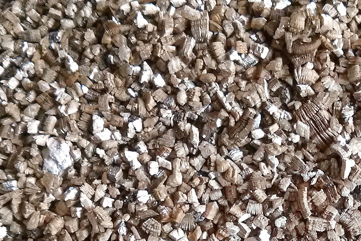 Vermiculite insulation may be contaminated with asbestos