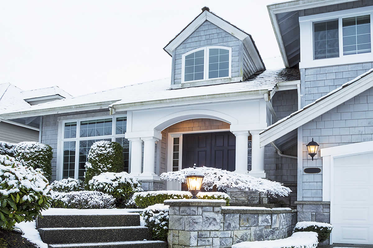 Winterizing your home is one of the best ways to prevent damages