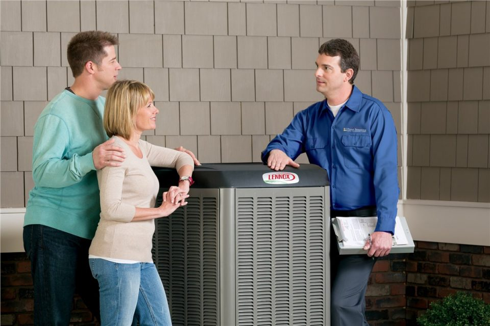 HVAC systems should be serviced annually by a qualified HVAC technician